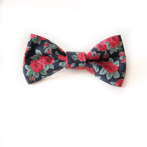 Knit 9 Reversible Dog Bow