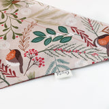 Berries and Robins Bandana
