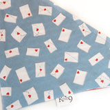 Love Letters Bandana - Airmail