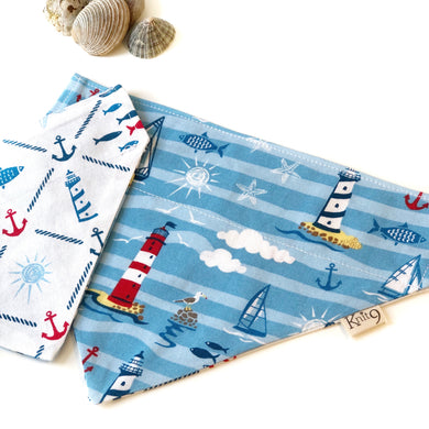 Beside the Sea Bandana