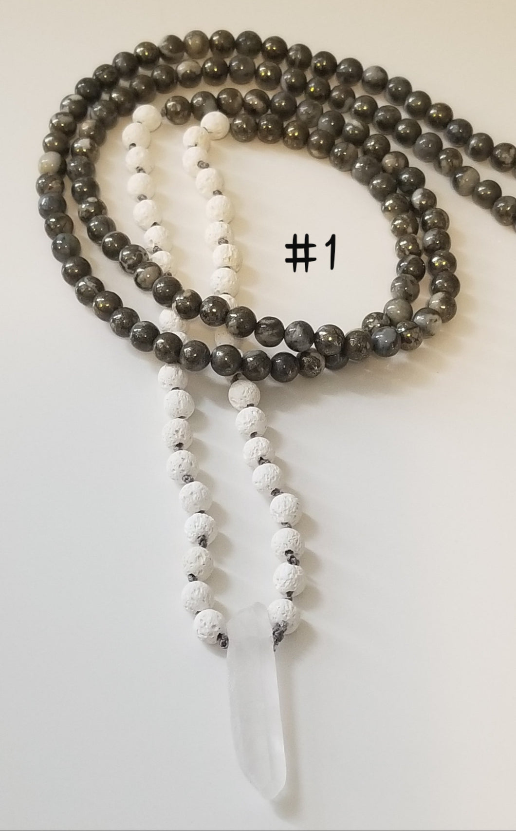 6mm Gemstone Mala's