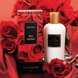 Belle Fleur Rose Absolute Bath & Shower Gel