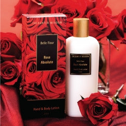 Belle Fleur Rose Absolute Hand & Body Lotion
