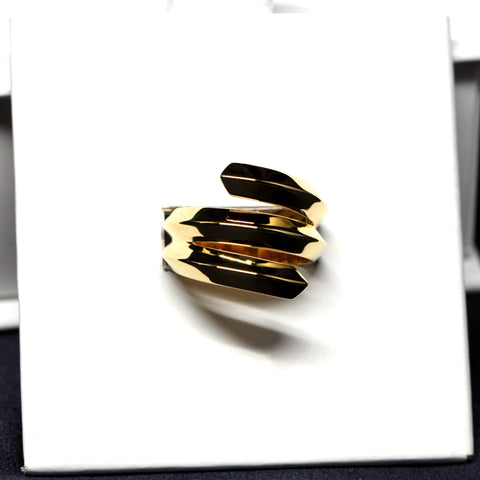 Gold Ring Benaderette Fine Jewelry