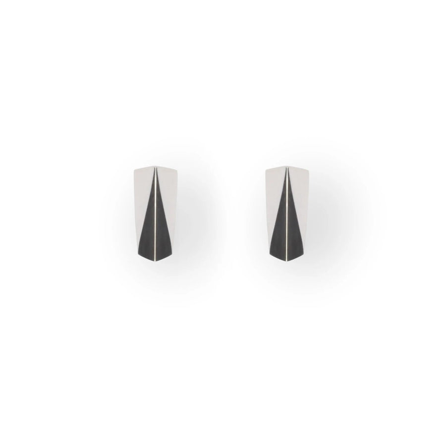 Silver Pike Earrings