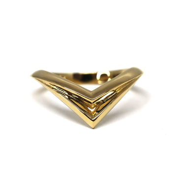 Gold Vermeil Slim Laces Ring