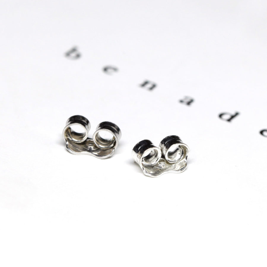 Pear Cut Small Cintrine Stud Earrings