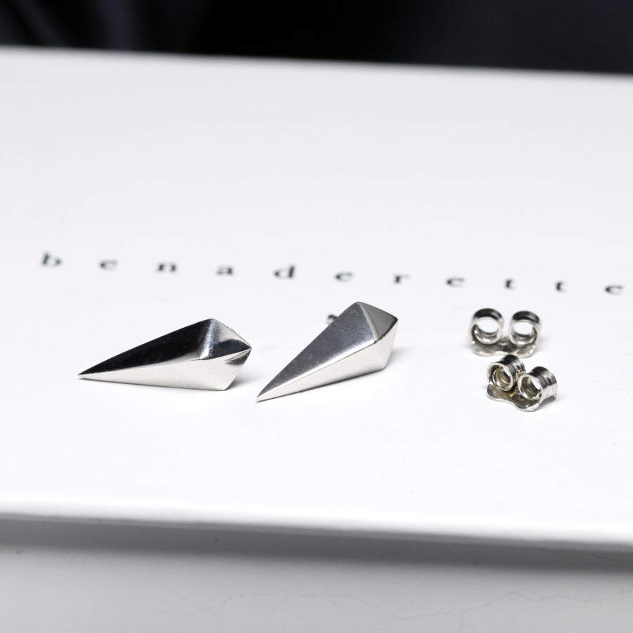 Spade Earrings