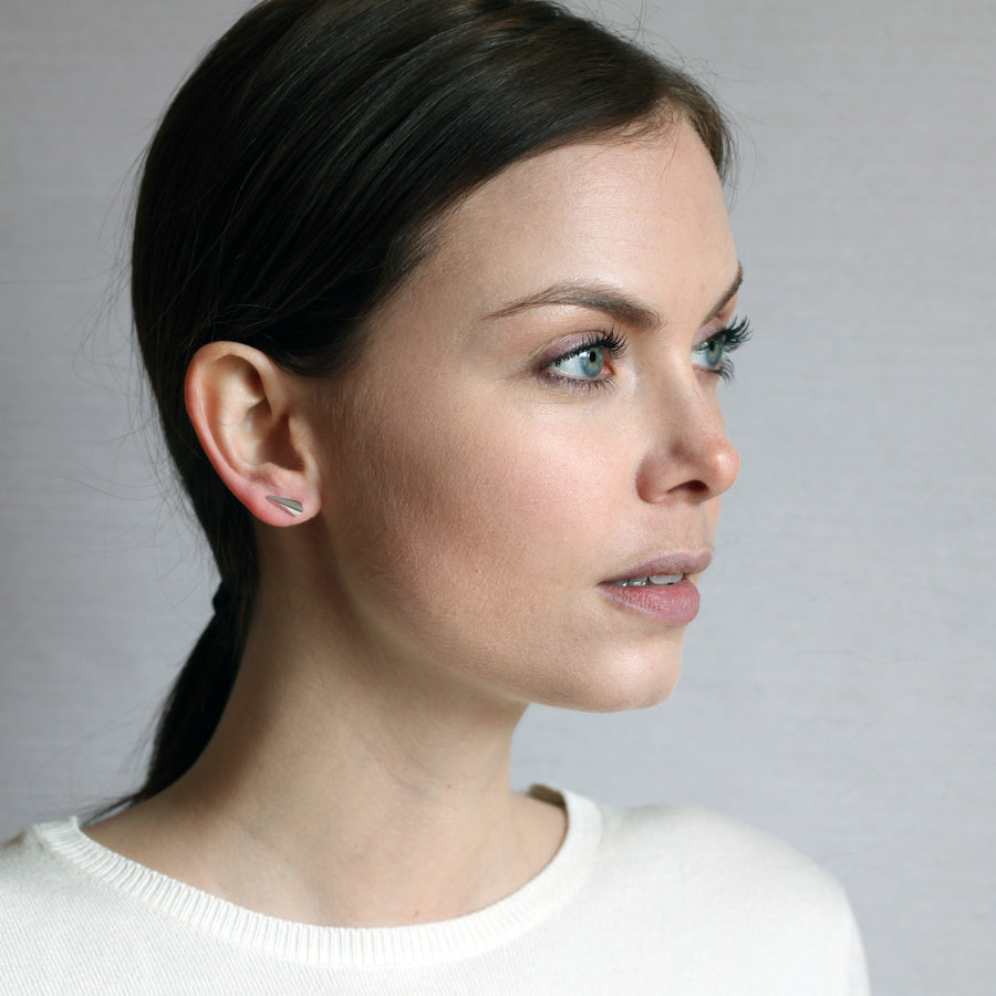 Small Pike Earrings