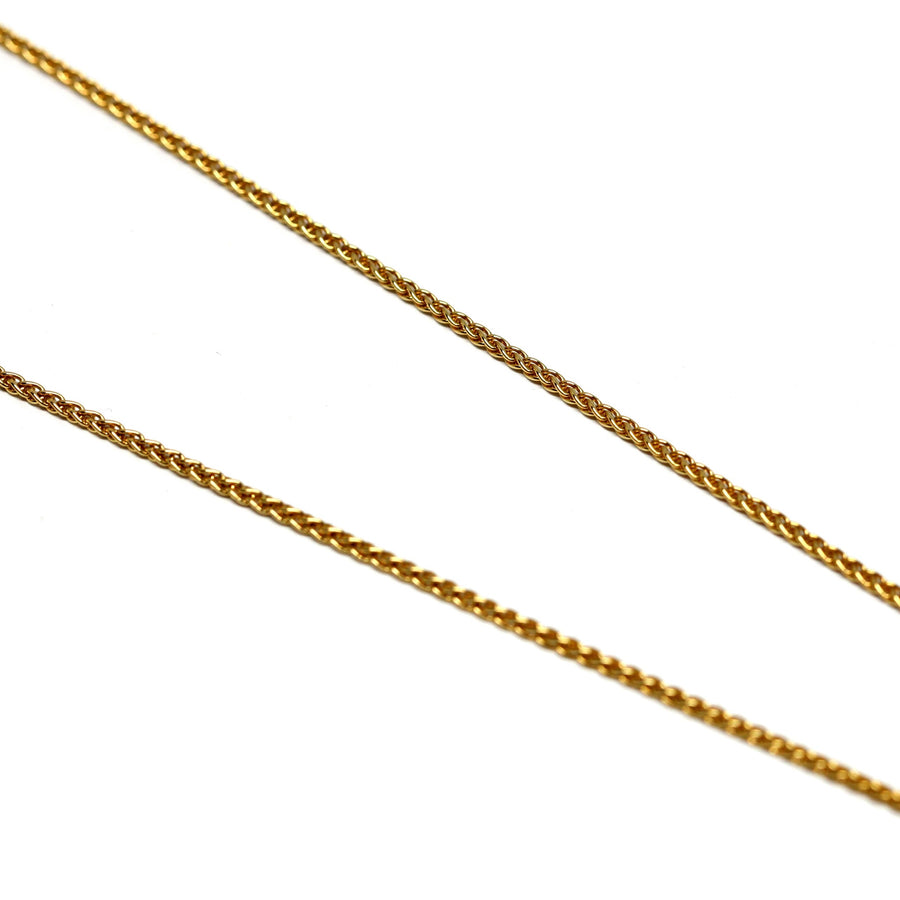 Gold Vermeil Medium Pendant