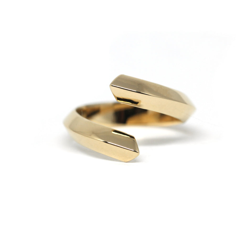 Gold Ring Simple Band