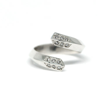 Diamond Simple Band - 0.17 ct