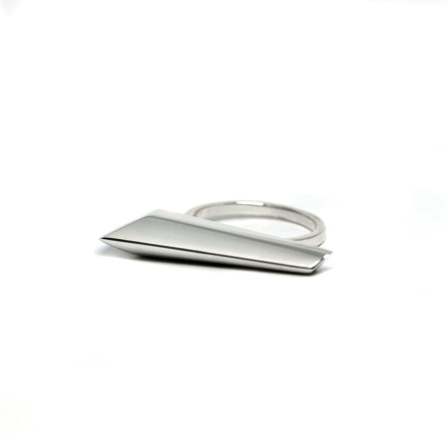 Silver Spire Ring