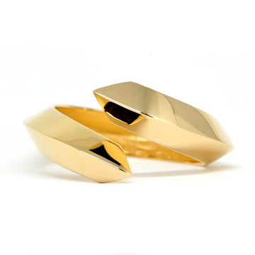Vermeil gold spin collection bena jewelry fine custom design montreal