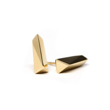 Gold Vermeil Pike Earrings