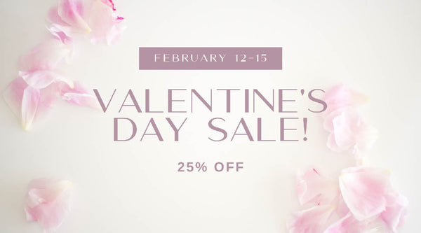 Love Is In The Air! Romantic Scents & Valentine's Day Sale | Heather Grace Skin Care