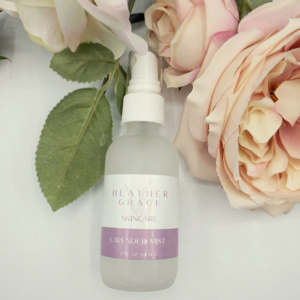 Hydrating Lavender Mist - Heather Grace Skin Care
