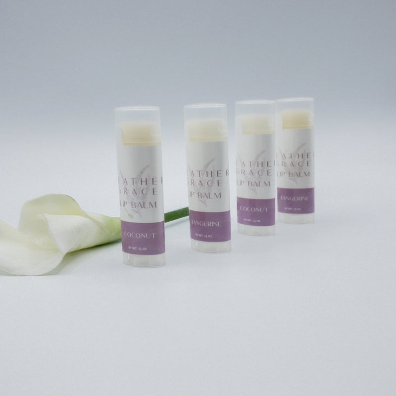 Nourishing Lip Balm - Heather Grace Skin Care