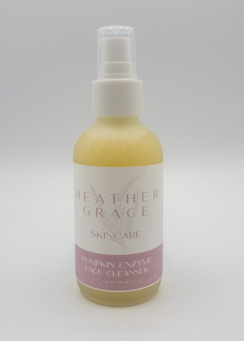 Pumpkin Enzyme Cleanser - Heather Grace Skin Care