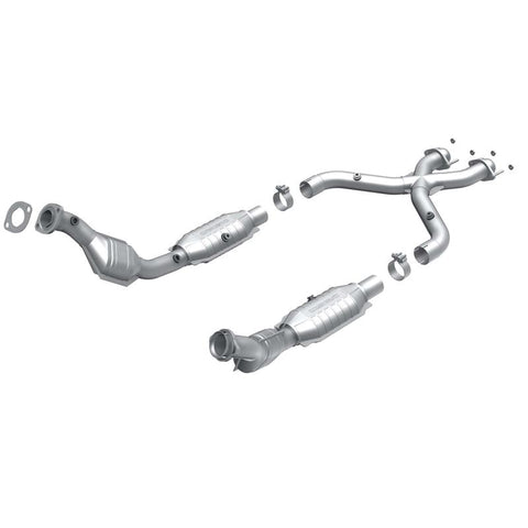Magnaflow 441114 Catalytic Converter - Direct-Fit