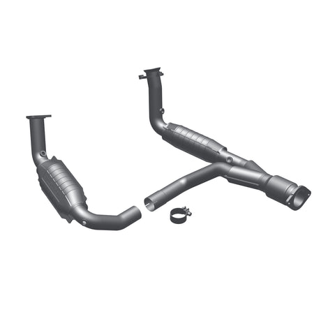 MagnaFlow 545650 - OBDII Direct Fit Catalytic Converter