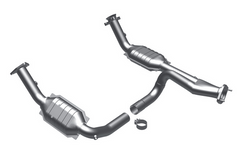 MagnaFlow 93419 - Heavy Metal Direct Fit Catalytic Converter