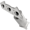 Image of MagnaFlow 23213 - Heavy Metal Stainless Steel Exhaust Manifold with Integrated Catalytic Converter