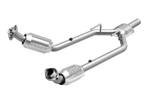 MagnaFlow 23325 - Heavy Metal Direct Fit Catalytic Converter