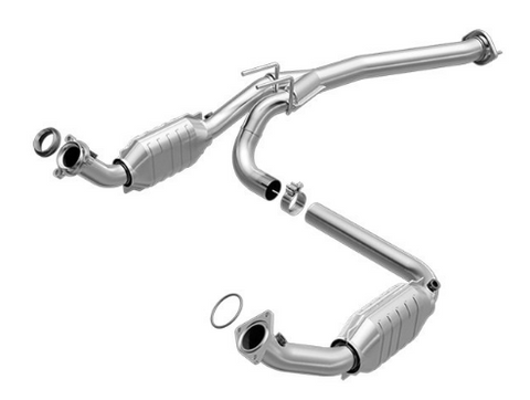 MagnaFlow 24081 - Heavy Metal Direct Fit Catalytic Converter