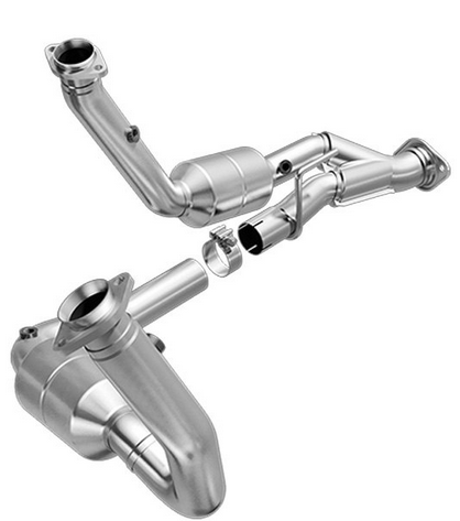 Magnaflow 24490 Catalytic Converter - Direct-Fit