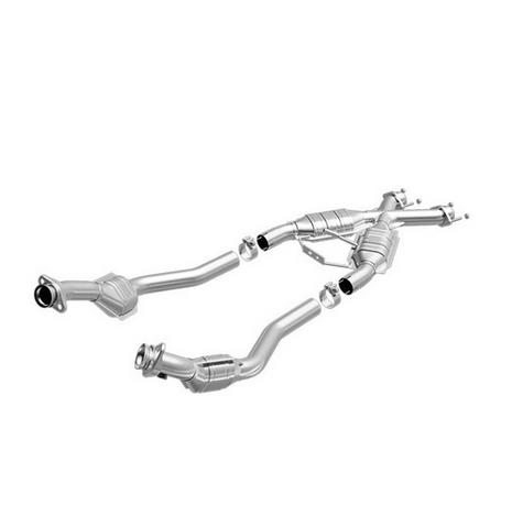 MagnaFlow 337339 - Pre-OBDII Direct Fit Catalytic Converter