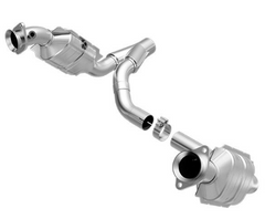 Magnaflow 49664 Catalytic Converter - Direct-Fit