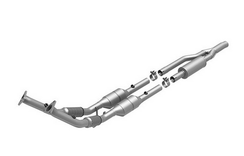 MagnaFlow 49873 - OEM Grade Direct Fit Catalytic Converter