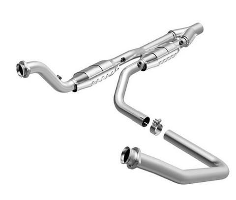 MagnaFlow 51358 - OEM Grade Direct Fit Catalytic Converter