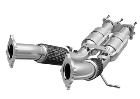 MagnaFlow 51627 - OEM Grade Direct Fit Catalytic Converter