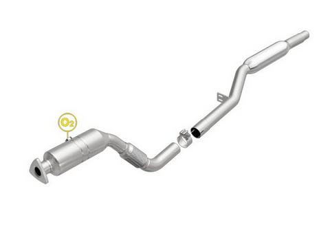 MagnaFlow 52132 - OEM Grade Direct Fit Catalytic Converter