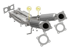 MagnaFlow 52276 - OEM Grade Direct Fit Catalytic Converter
