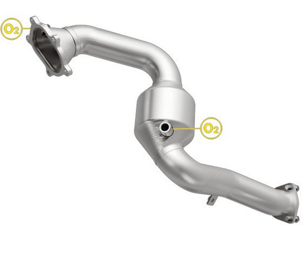 Magna Flow 52315 - OEM Grade Direct Fit Catalytic Converter