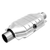 Image of MagnaFlow 545055 - OBDII Universal Fit Oval Body Catalytic Converter