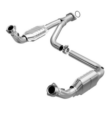 MagnaFlow 545644 Direct Fit Catalytic Converter