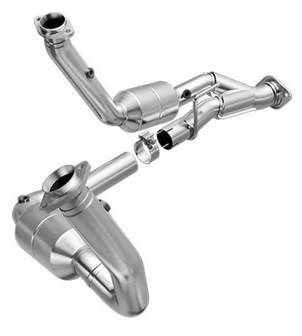 MagnaFlow 545709 Direct Fit Catalytic Converter