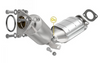Image of MagnaFlow 551144 - OBDII Direct Fit Catalytic Converter