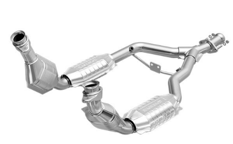 MagnaFlow 93344 - Heavy Metal Direct Fit Catalytic Converter