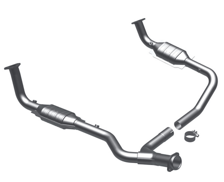 Magna Flow 93694 Heavy Metal Direct Fit Catalytic Converter
