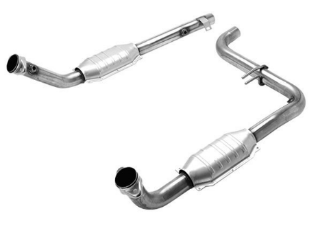 Magna Flow 93928 - Off-Road Pro Series Direct Fit Catalytic Converter