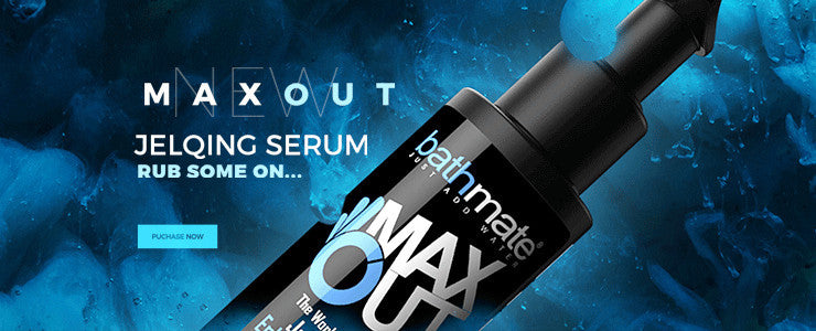 Max Out Jelqing Serum