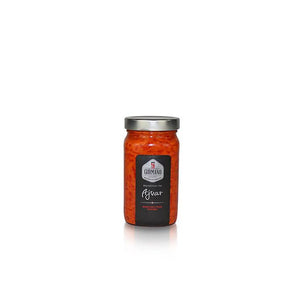 Hot Ajvar - Made only from Peppers