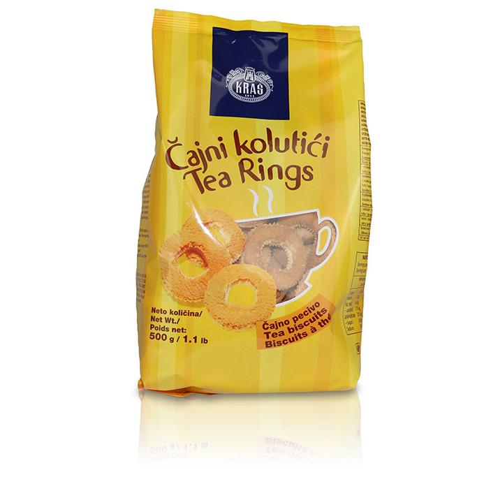 Biscuits (Tea Rings) - Cajni Kolutici