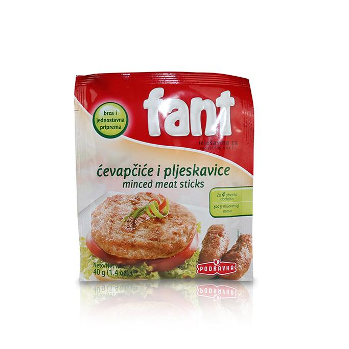 Fant Minced Meat Stick Seasoning Mix