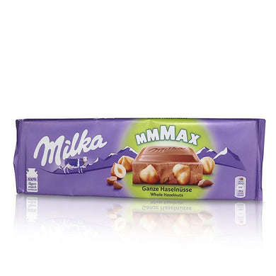 Milka - Ganze Haselnusse (Whole Hazelnuts)